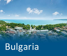 Holiday in Bulgaria