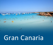 Holiday in Gran Canaria